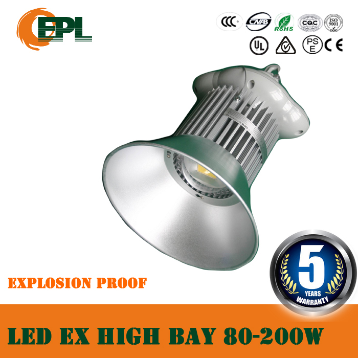 80-200W Explosion Proof Led High Bay Light-Product Center