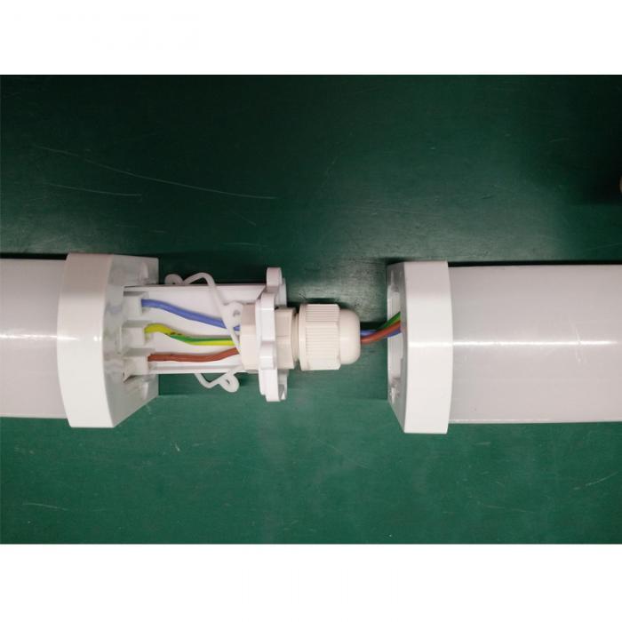 Ip66 led triproof tube light garage light product center for Tube led garage